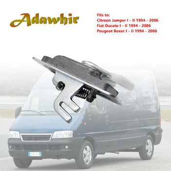Rear Door Lock for Fiat Ducato Citroen Jumper Peugeot Boxer MK1 MK2 1994 - 2006 1310595080 image