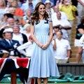 Kate Middleton размера плюс высокое качество Новые модные вечерние сексуальные винтажные элегантные Шикарные Длинные платья