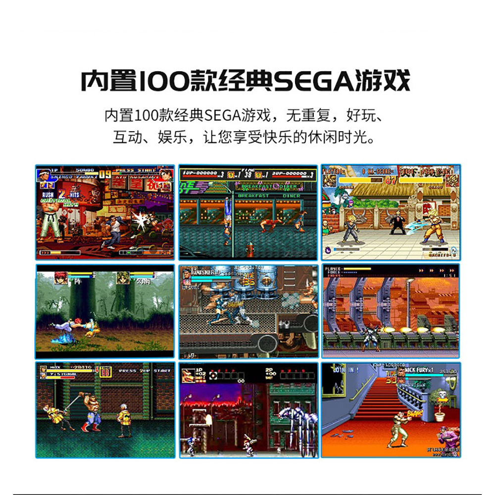 cheapest Retro Video Game Console NTSC And PAL-B TV Handheld Built-in 118 Classic Different Games Dual Gamepad 14 games can battery save
