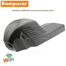 Kampacar – caméra de tableau de bord Dvr, Wifi, pour BMW X1 F48 X3 F25 X4 F26 X5 F15 X6 F16 1 2 3 4 5 7 F20 F30 F31 F32 F40 F10 F07