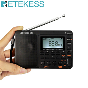 RETEKESS V115 Radio AM FM SW P