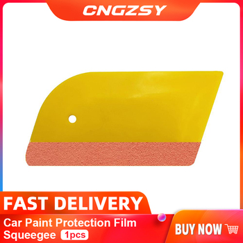 цена на Car Paint Protection Film Squeegee Tinting Scraper DIY Pasting Sticker Vinyl Sheet Squeegee Glass Film Wiping Water Tools A71S