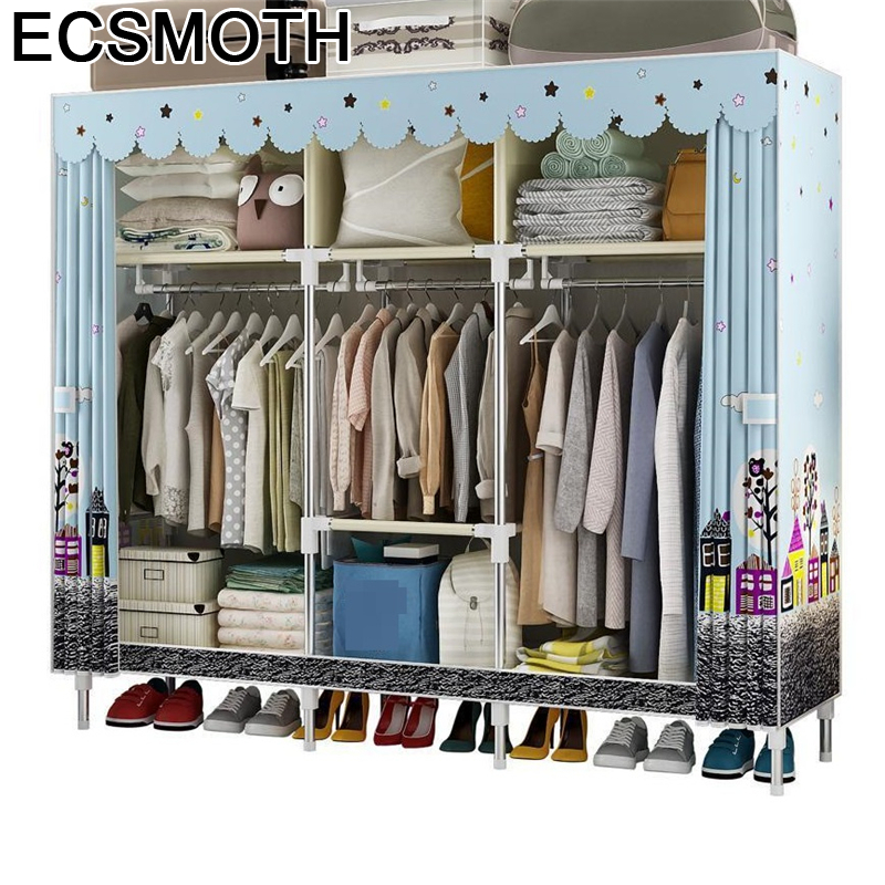 Moveis Armario Dresser For Bedroom Armadio Guardaroba Mobili Per La Casa font b Closet b font