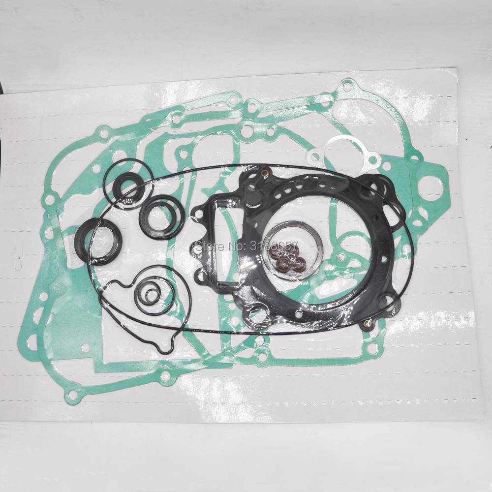 Complete Engine Gasket Kit Set For Honda CRF250 CRF250R CRF250X CRF 250 R X 2004 2005 2006 2007 2008 2009