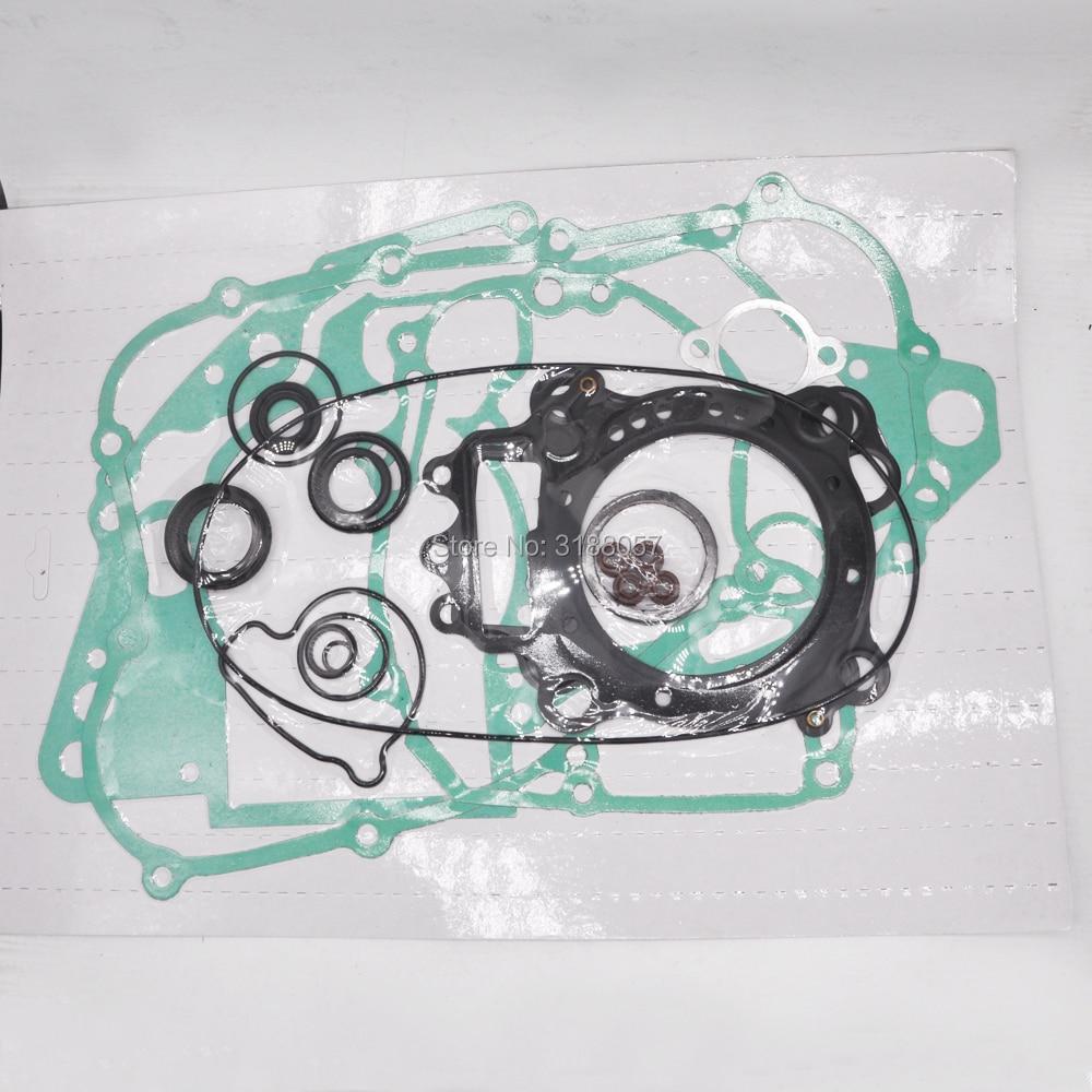 Полный комплект прокладок двигателя для Honda CRF250 CRF250R CRF250X CRF 250 R X 2004 2005 2006 2007 2008 2009