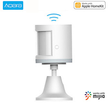 Aqara Motion Sensor Detector Human Body Smart Movement Sensor Wireless ZigBee Connection holder Light Gateway Mi Home