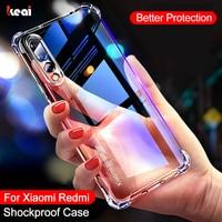 Stoßfest Telefon Fall Für Xiaomi Mi Hinweis 10 Pro 11 9 8 6 A2 A3 Lite Poco X3 M3 Redmi hinweis 10 9s 8 7 6 5 K40 Pro 8T 9A Zurück Abdeckung handy zubehör