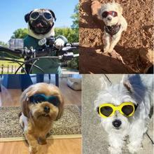 Собака солнцезащитные очки с защитой от ультрафиолетовых лучей