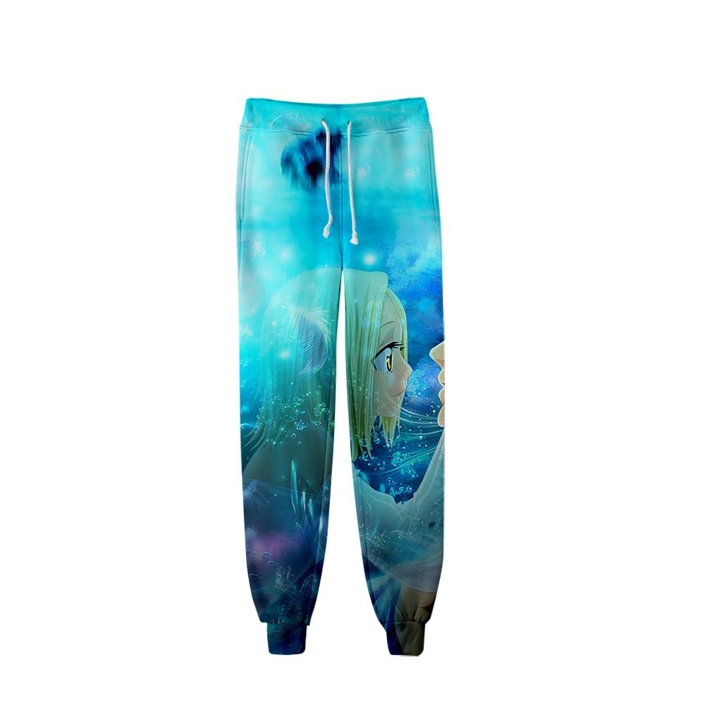 2019 The Seven Deadly Sins Pants Men Hip Hop Pant Trousers Kpop Fashion Casual High Quality Casual Slim Pants For Men Streetwear