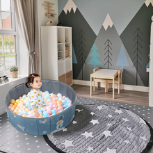 Portable Baby Playground Playpen for Children Large Kids Tent Ball Pool Bebe Ocean Balls Pit Baby Park Camping Dry Pool
