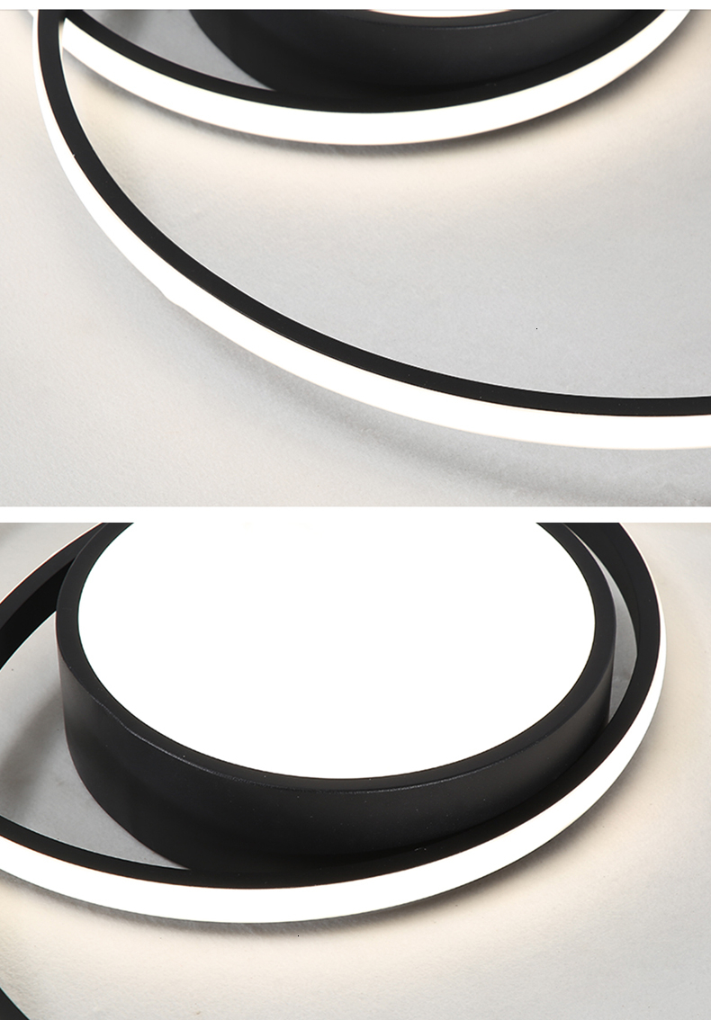 H30c94ff9c5df4c8da2e44f778c4942e2J New design LED Ceiling Light For Living room Dining Bedroom luminarias para teto Led Lights For Home lighting fixture modern