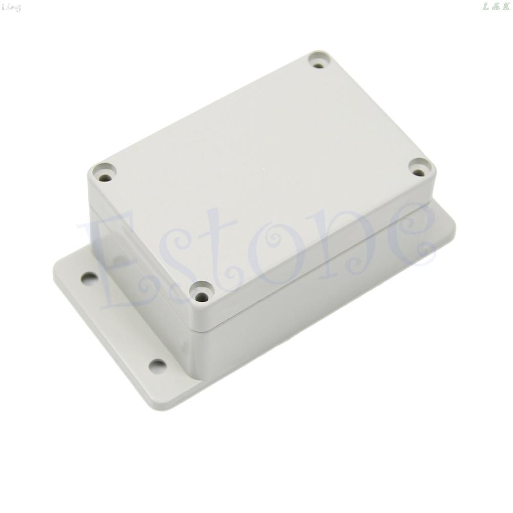 Waterproof Plastic Electronic Project Box Case Enclosure 3.94