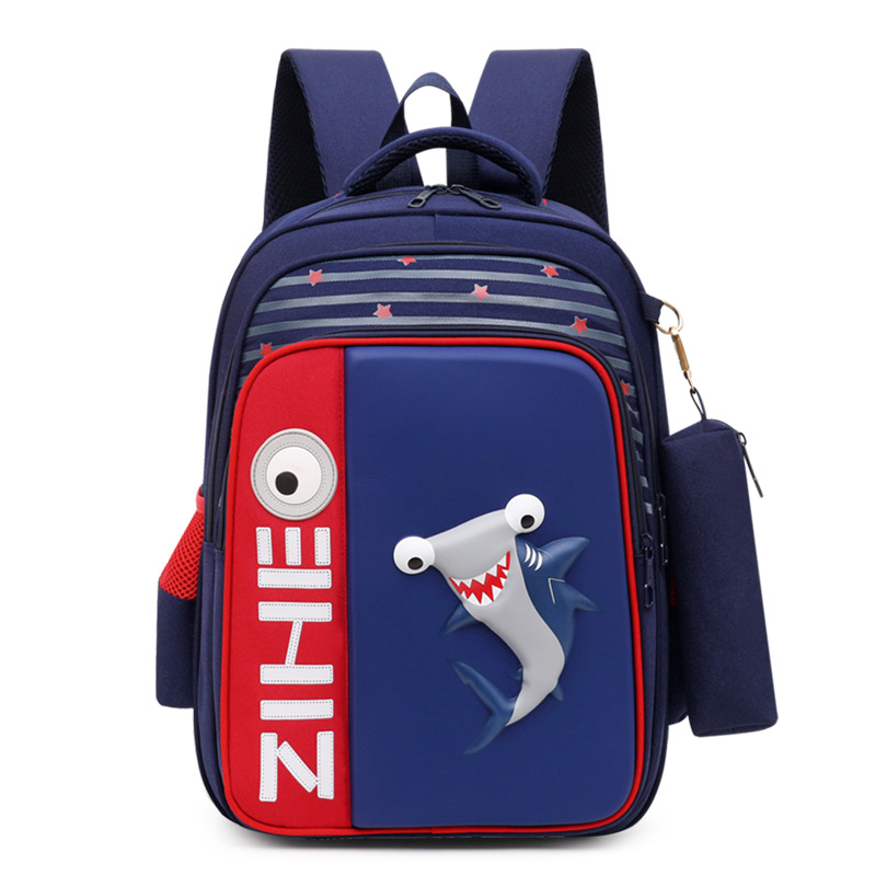 Suitable For Grades 1-9 Children Orthopedic School Backpack School Bags For Boys Girls Waterproof Backpacks Kids Schoolbgs