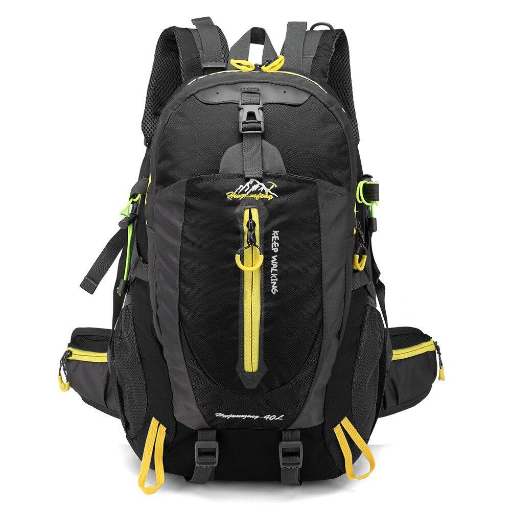 Men/'s Hiking Bag Double Shoulder Bag Travel Hiking Camping Walking Backpack