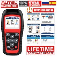 Autel MaxiTPMS TS501 TPMS שירות OBD2 סורק רכב אבחון כלי רכב אוטומטי סורק אבחון OBDII קוד קורא