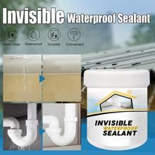 Invisible Waterproof Sealant Waterproof Glue Exterior Wall Bathroom Toilet Floor Tile Waterproof Sealant Silicone Sealant TSLM1