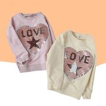 Детская одежда; Одежда для мальчиков и девочек; футболка; пальто с героями мультфильмов; хлопковая толстовка с блестками; Лидер продаж года; Качественная одежда