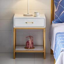 Скандинавский боковой Диванный шкаф гостиная получает боковой стол несколько углов света роскошная мебель спальня выдвижной ящик прикроватный Ca