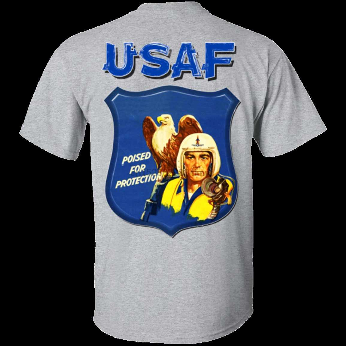 2019 New Summer Fashion Cool Tee Shirt United States Air Force Poster  Ultra Cotton T-Shirt Casual T-Shirt