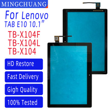 "10.1"" For Lenovo TAB E10 TB-X104F TB-X104L TB- X104 Touch Screen Digitizer Sensor Glass Digitizer Panel +Tools"