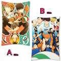 ¡Anime tee! Funda de almohada de cuerpo abrazado Hinata Shoyo jakimakura cojín Otaku Sexy de doble cara funda de almohada de impresión 35x55cm