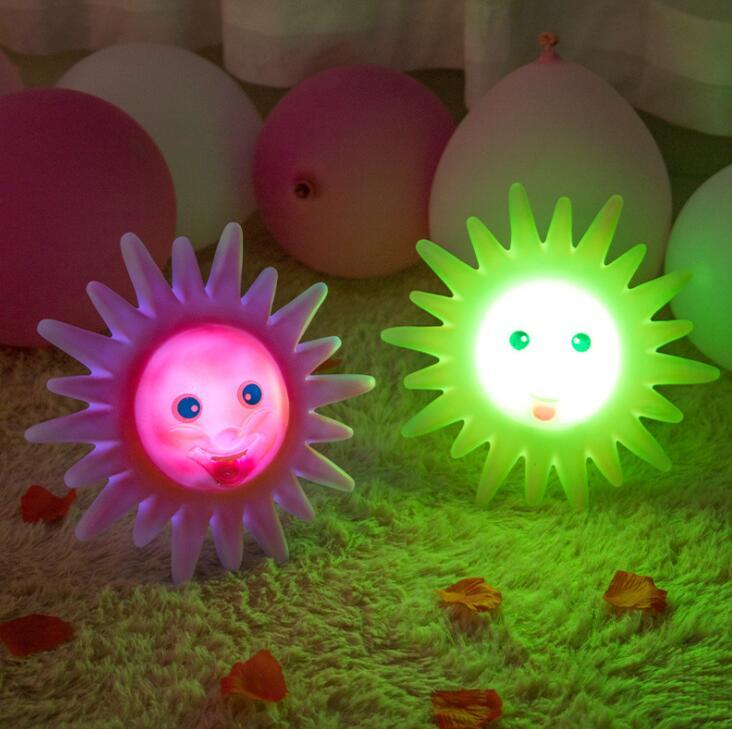 Sunlight Night Lamp Enamel Molding Lamp Cartoon LED Light-emitting Lamp