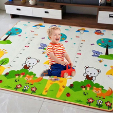 Carpet Play-Mat Puzzle Baby Crawling Folding Thick Rug Children's 1cm XPE for Environmentally-Friendly