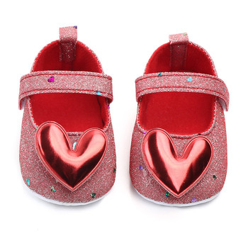 Sepatu Bayi Walkers Model Hati 4