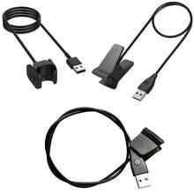 Cavo di Ricarica USB Per FitBit Alta/FitBit Caricatore 2/Fitbit Alta HR Tracker Wristband Del Braccialetto della Fascia di Polso Adattatore