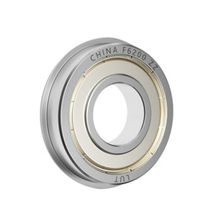 Hoge Kwaliteit Seal Lager F6200 6201 6202 6203 6204 6205 6206 6207ZZ 2RS Miniatuur Flenslager