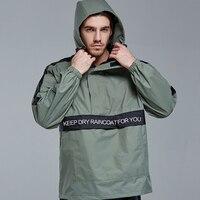 Thin Raincoat Rain Pants Suit Men and Women Jacket Adult Outdoor Rain Coat Poncho Waterproof Hiking Mens Sports Suits Gift Ideas