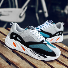 2019 autumn new men's running shoes couple comfortable sports