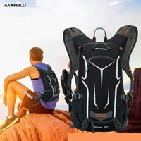 Cycling Bags Bicycle Ultralight Outdoor Waterproof Backpack Nylon Breathable Bike bag Accessories Phone With Rain Cover Sac Velo