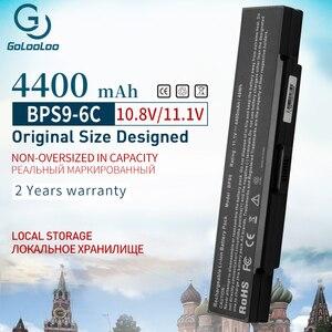 Image 1 - Golooloo Mới Laptop Cho Sony VGP BPS10 VGP BPS9 VGP BPL9 VGP BPL9C VGP BPS9A/B VGP BPS9/B VGP BPS9/S VGN AR41E VGN AR49G