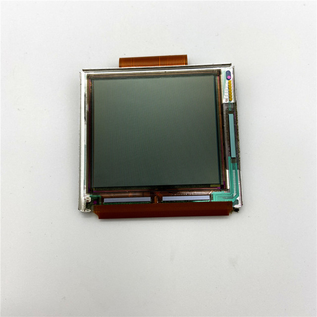 Original Normal LCD Screen For GameBoy Color Console For GBC Console