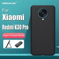 Para Xiaomi Redmi K30 Pro /Poco F2 caso Pro funda Nillkin Super Frosted funda protectora de la contraportada mate duro caso para Redmi K30 5G