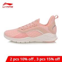 Light Sneakers Lining Sport-Shoes CRAZY Flexible Women Comfortable RUN ARHP022 Cushion