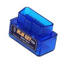 Elm327 bluetooth obd2 v1.5 carro de diagnóstico-ferramenta para kia rio 4 ceed cerato optima hyundai acento creta ix25 tucson verna