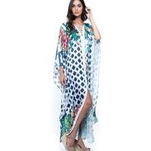 2020 быстросохнущие накидки для бикини, богемное летнее пляжное платье с геометрическим принтом, зеленая хлопковая туника, женская одежда для плавания, накидка Q994