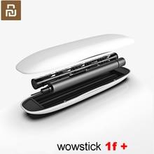 Original Youpin Wowstick 1f+ Home Essential Electric Screw Driver LED Light Aluminium Body Phone DIY Repair Desktop Tools Toy