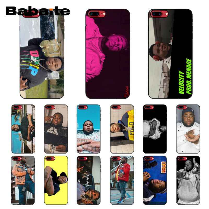 Babaite rod wave  Phone Case for iPhone XR 11 Pro MaxXS MAX  8 7 6 6S Plus X 5 5S SE