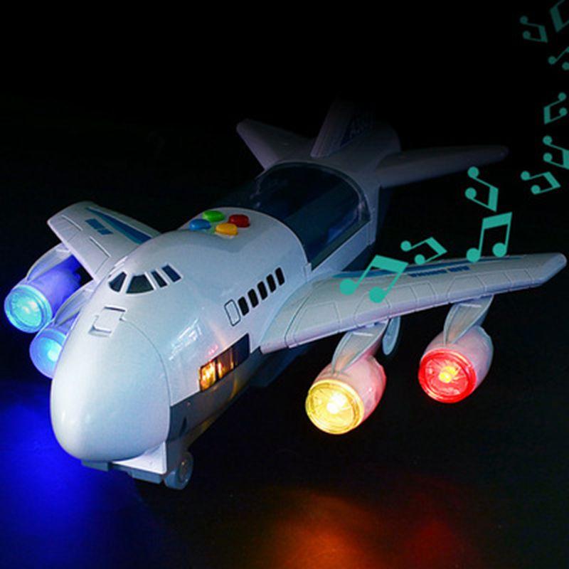 Játékrepülőgép zenés történetszimulációs pálya - Modellautók és játékautók - Fénykép 3