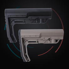 MOE SLC Nylon Paintball Camping składnik regulowany magazynie dla Airsoft AEG nowy Jinming8 Gen9 MOE SL karabinek AR15/M4 akcesoria
