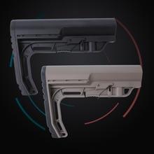 مو SLC النايلون الألوان التخييم مكون قابل للتعديل الأسهم لالادسنس AEG جديد Jinming8 Gen9 مو SL كاربين AR15/M4 اكسسوارات