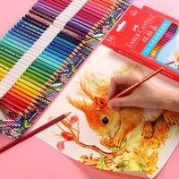 12/24/36/48/60/72 色鉛筆専門家アーティスト絵画水溶性色鉛筆描画スケッチ画材