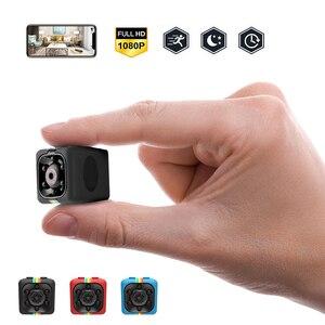 Mini Hidden Camera Sport DV Sensor Night Vision Camcorder Motion DVR Micro Camera Video Small Camera HD 1080P SQ11 Dropshipping