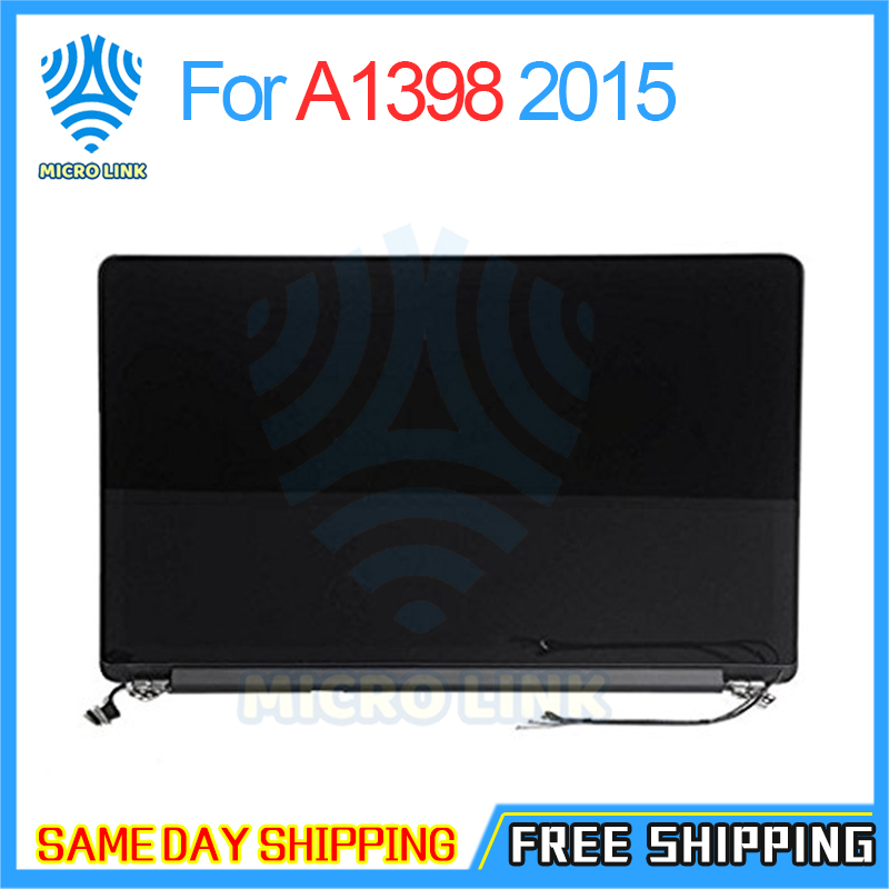 """original 661 02532 For MacBook Pro Retina 15"""" A1398 LCD Display Screen Assembly  2015-in Laptop LCD Screen from Computer & Office"""