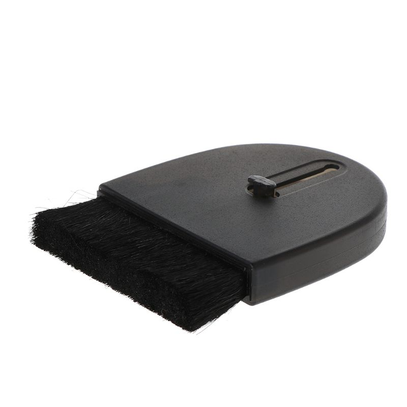 Cleaning Brush Turntable LP Vinyl Player Record Anti-static Cleaner Dust Remover Accessory L41E