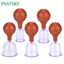 Rubber Head Vacuum Cupping Suction Cups Family Medical Vacuum Cans Suction Therapy Device Back Body Massage Health Care Tools suction training model suction medical simulation