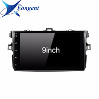 For Toyota Corolla E140/150 2008 2009 2010 2011 2012 2013 Car Android 9.0 Radio Multimedia Player Stereo GPS Navigation 2 din PC